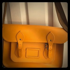 Yellow Stachel Bag